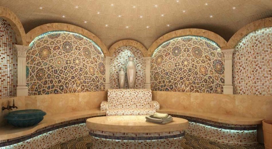 Аренда турецкой бани и хамама